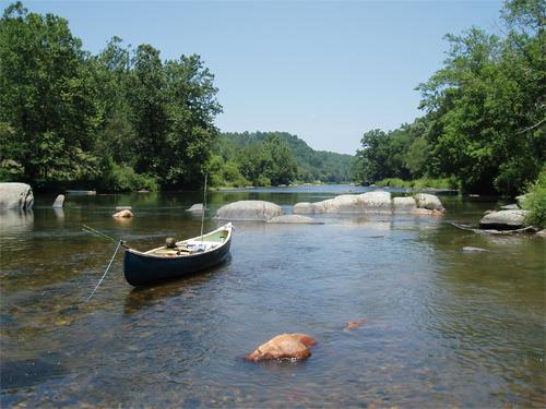 Carolina Mountain Sports Statesville North Carolina - A long river